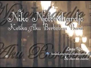 Chord Lagu Rohani : KETIKA AKU BERBEBAN BERAT - Ir. Niko N.