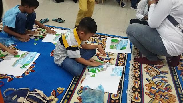 Lomba Puzzle Tempat Wisata Gorontalo