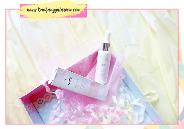raiku brightening serum