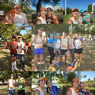 Maratona do Rio Chegada
