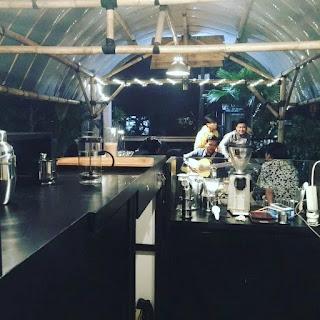 kedai kopi rindu senja teempat ngopi baru di bandung