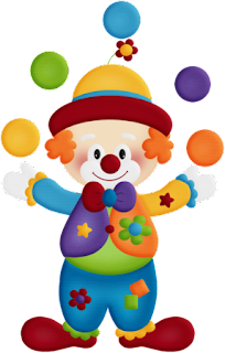 Circus for Babies Clip Art.