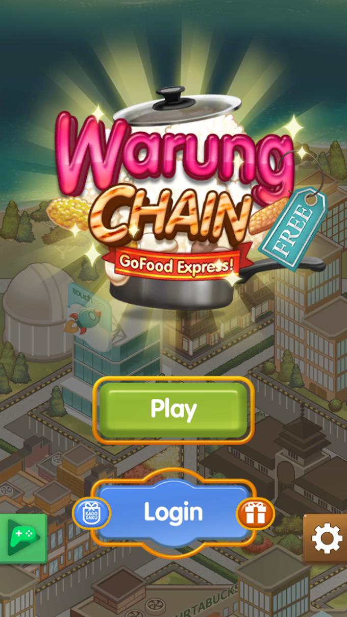 Warung Chain: Go Food Express, Game Bernuansa Indonesia