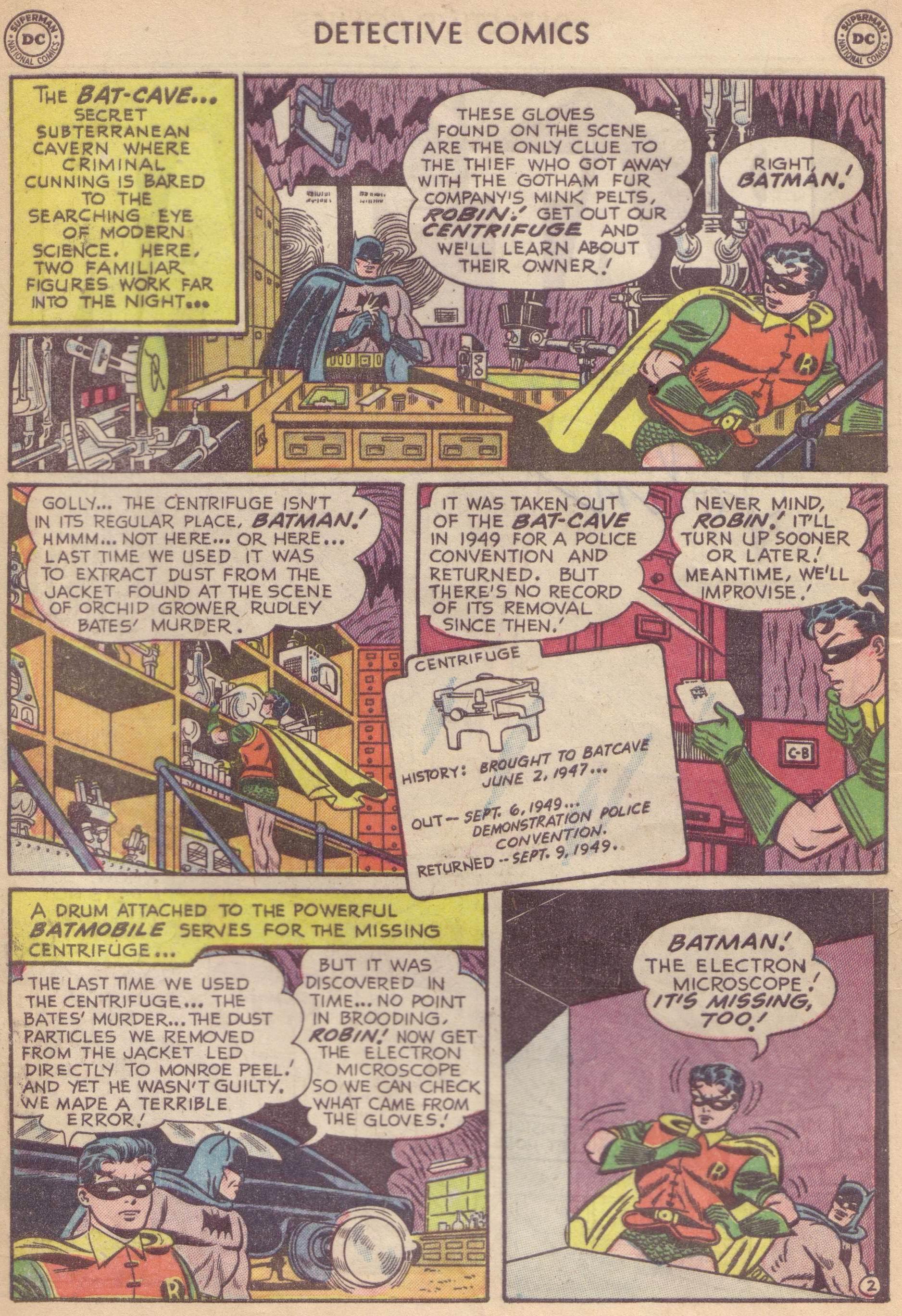 Read online Detective Comics (1937) comic -  Issue #177 - 4