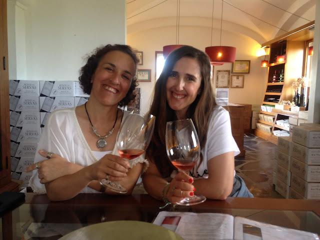 Prova de Vinhos Herdade das Servas