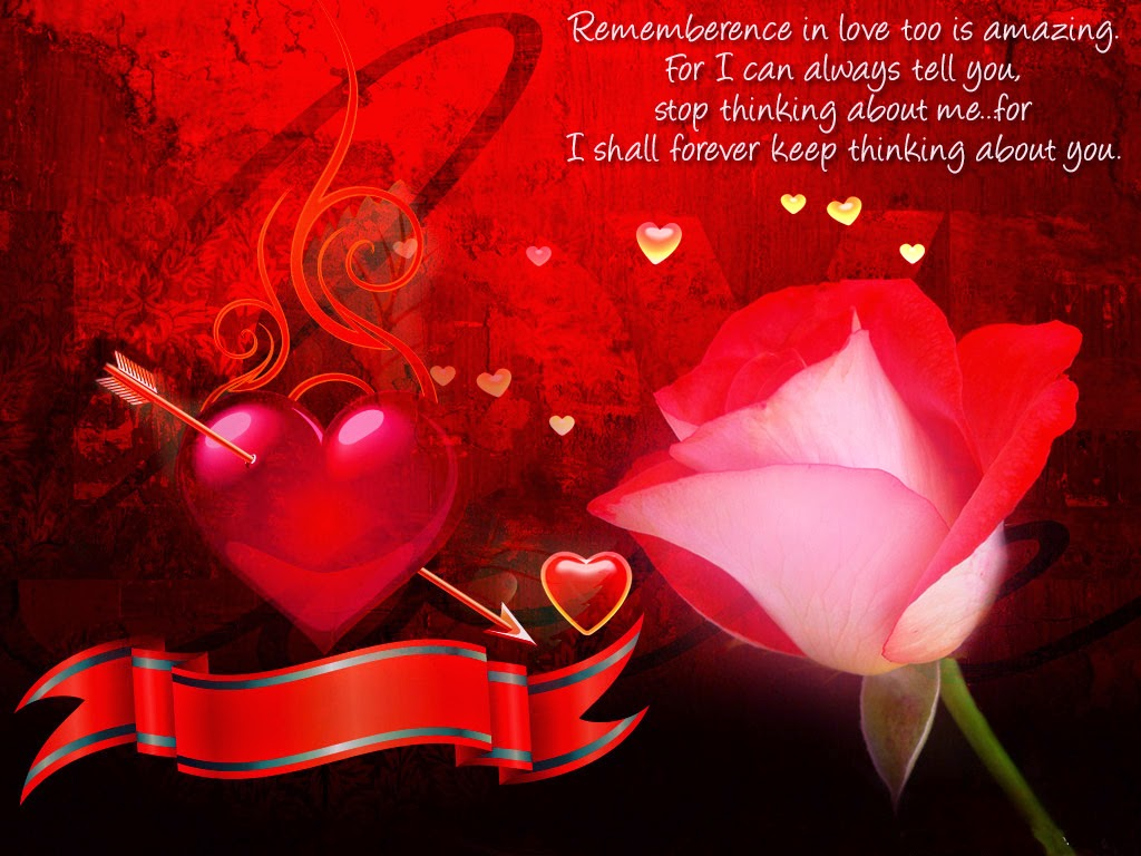 Beautiful Love Quotes For Her With Rose Flower Images