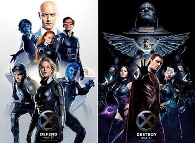 x men apocalypse team movie poster image picture wallpaper screensaver