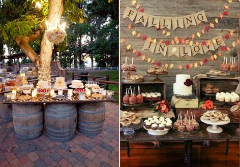 3 Elegant Singapore Rustic Themed Wedding Cakes Desserts Bar Table Ideas