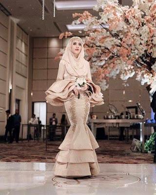 gaya mermaid model 4