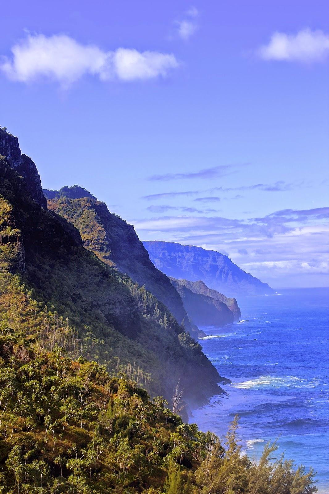 Kauai Hawaii Na'Pali Coast