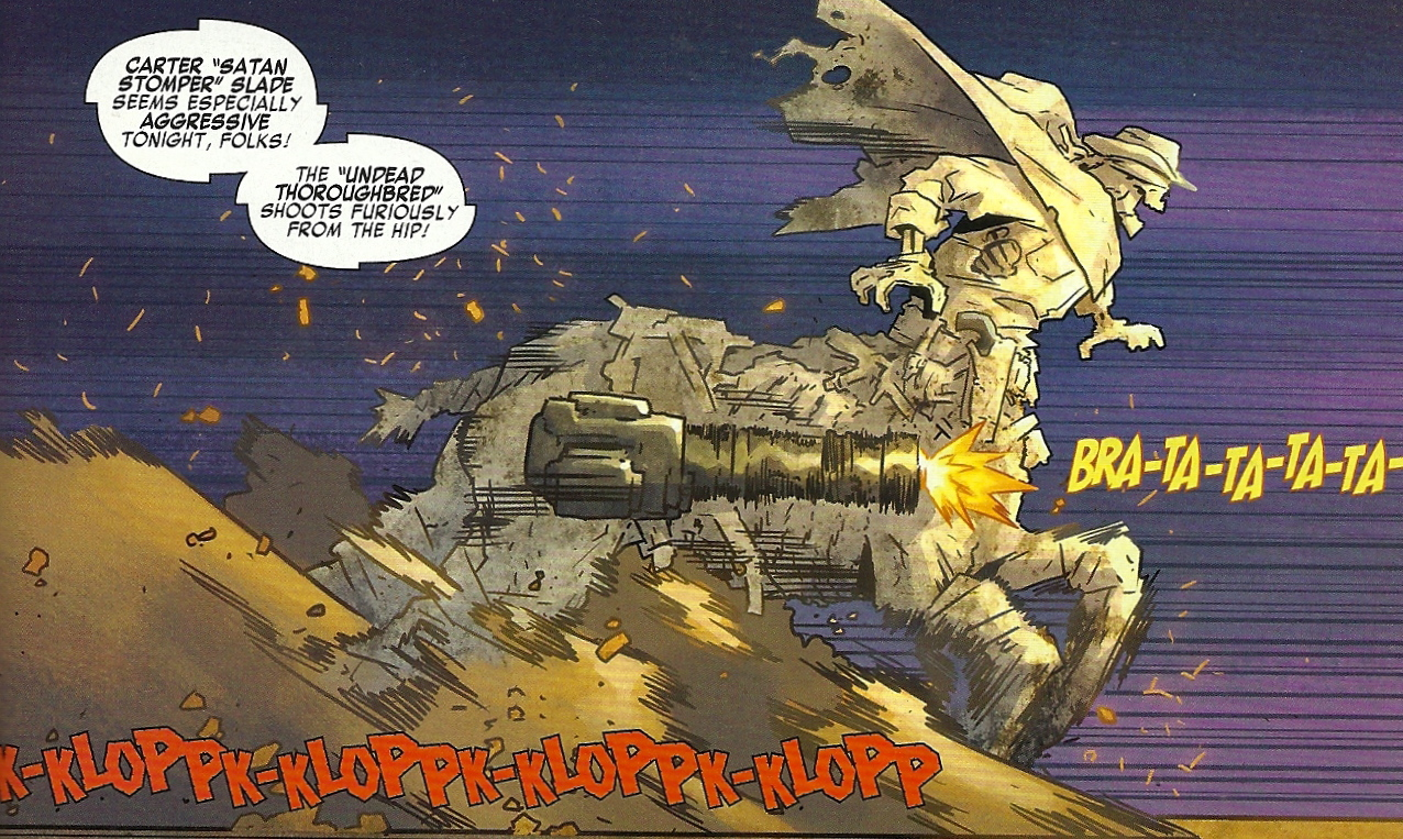 Every Day Is Like Wednesday: Review: Ghost Racers
