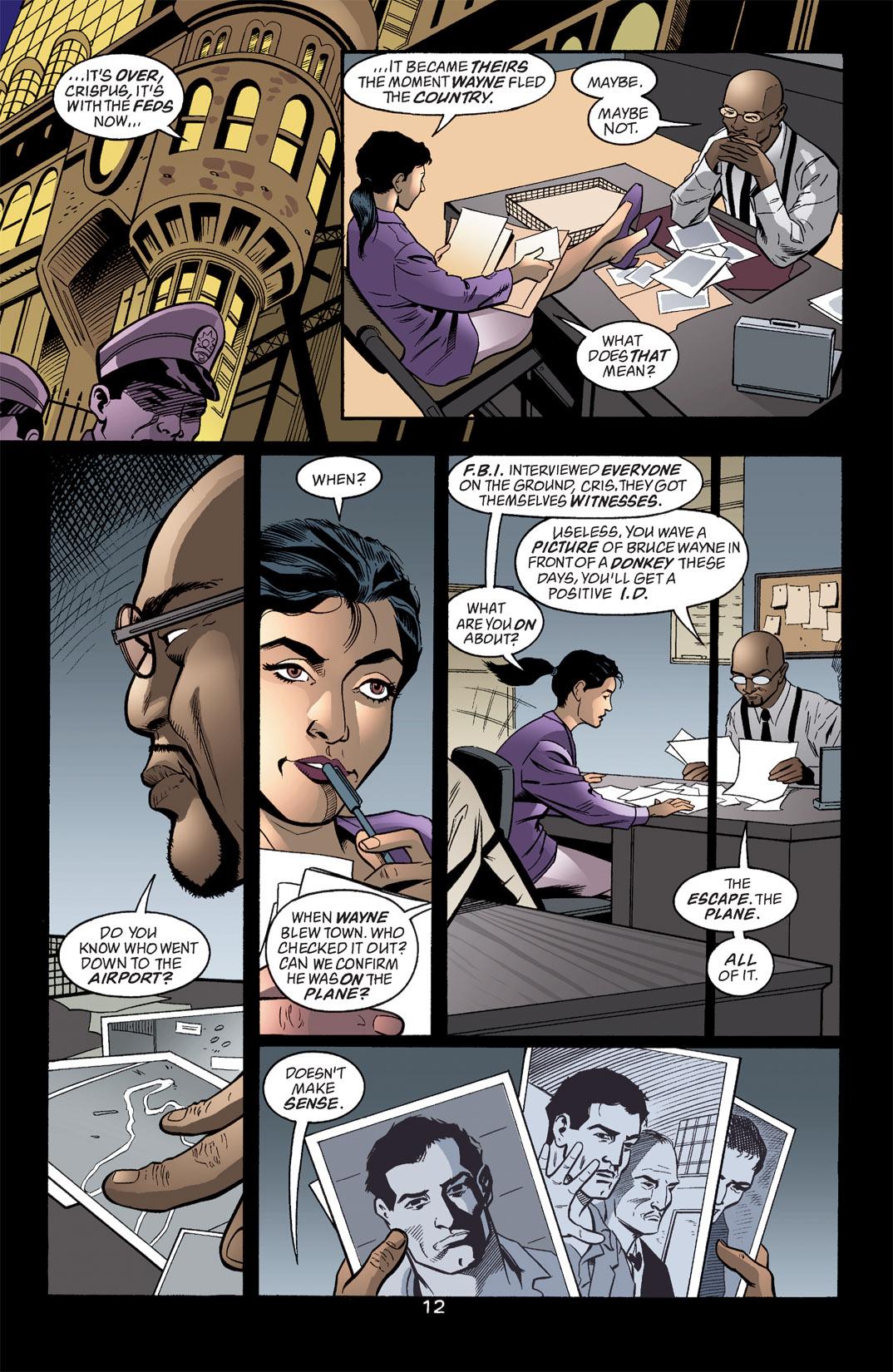 Detective Comics (1937) 768 Page 12