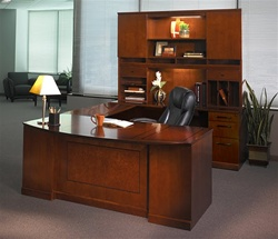 Popular Office Desk Shapes for Home and Business by OfficeFurnitureDeals.com