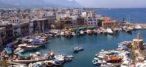 Uçakla Adana Kıbrıs