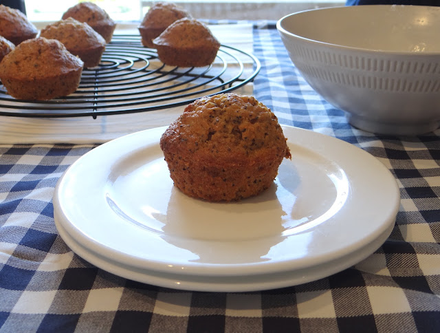 Carrot Cake Poppy Seed Recipe