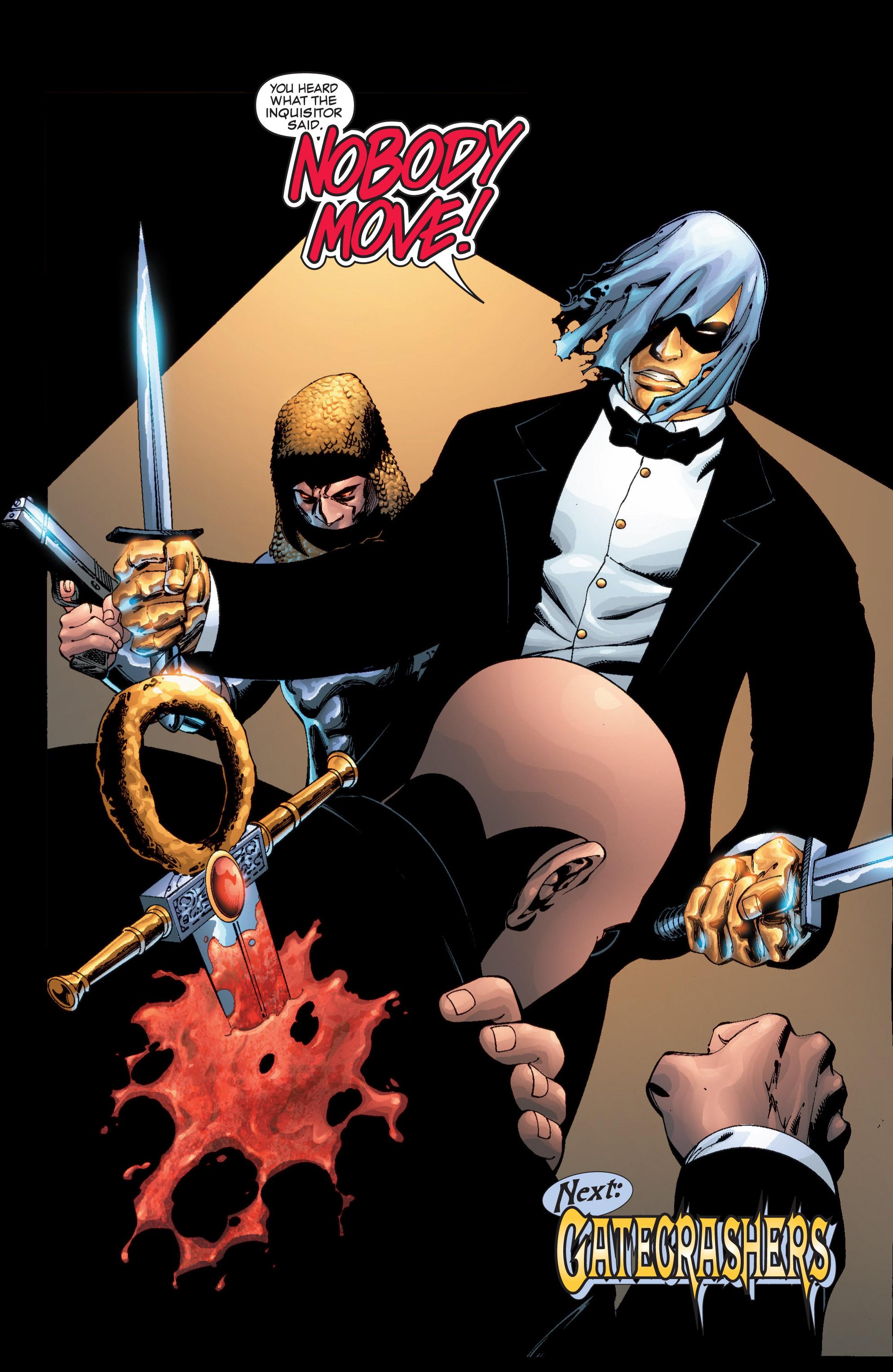 Read online Shadowman (1999) comic -  Issue #6 - 24