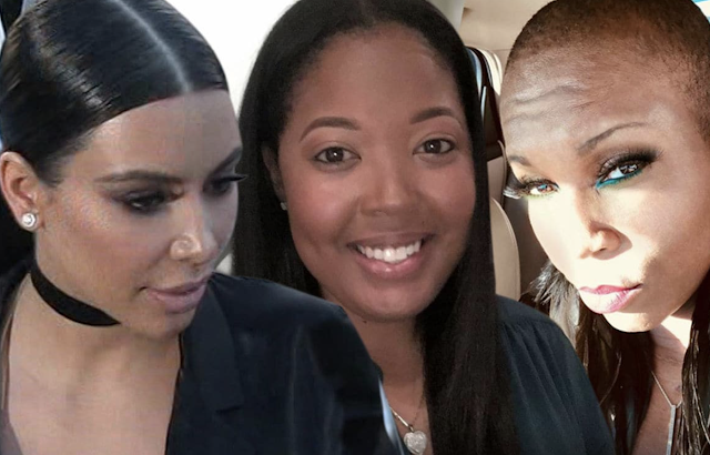 Kim Kardashian Getting Blowback Over Prison Reform--Getting Too Much Credit?