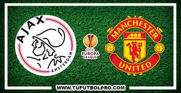 Ver Ajax vs Manchester United EN VIVO Por Internet Hoy 24 de Mayo 2017