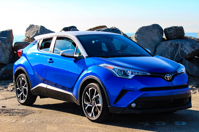 5 Tips for Maximizing Your Self Care DayCation with the Toyota CH-R
