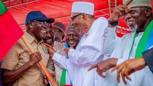 Oshiomhole Reveals Why Buhari Will Defeat Atiku In 2019