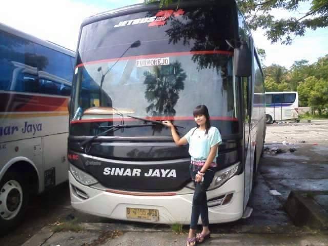 Harga Tiket Dan Rute Bus Sinar Jaya 2016