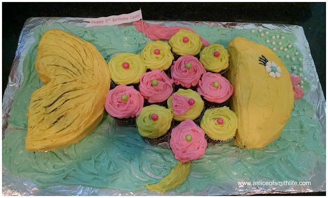 Leah Birthday Cake