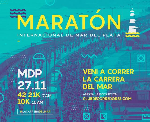 Maratón de Mar del Plata 2016