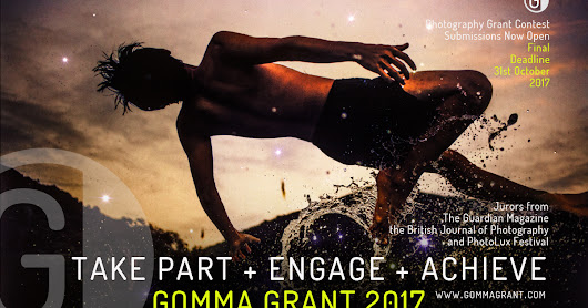 Gomma Photography Grant 2017