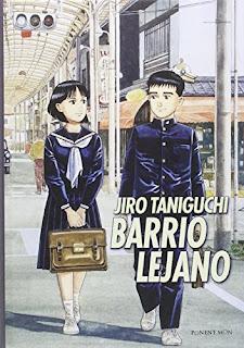 Barrio Lejano / Jiro Taniguchi
