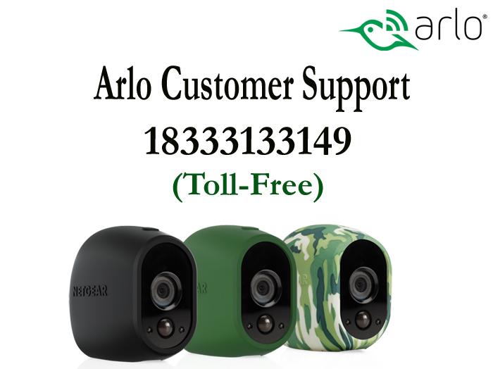 Arlo Netgear Camera Support Helpline Number
