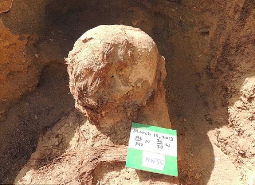 Cemetery with a million mummies found in Egypt