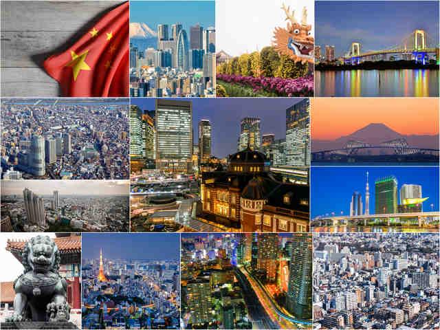 تحميل 13 صورة للمدن اليابانية بجودة عالية
