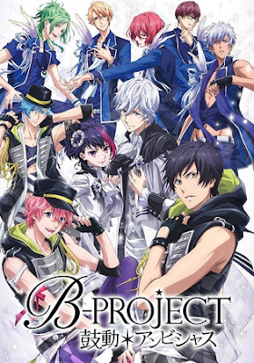 Download B-Project Kodou Ambitious Subtitle Indonesia