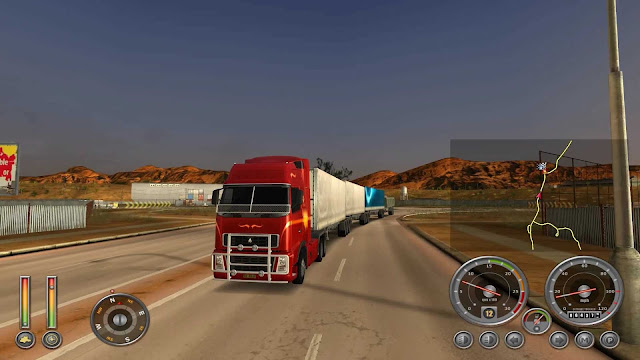 18 Wheels of Steel Extreme Trucker 2 - PC FULL - Multi5 - Captura 5