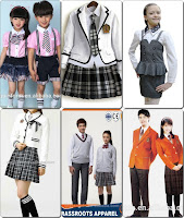 Uniformele scolare