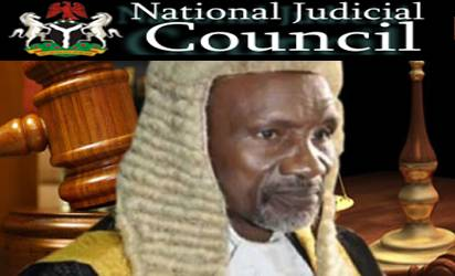 NJC asks arrested Judges to step aside
