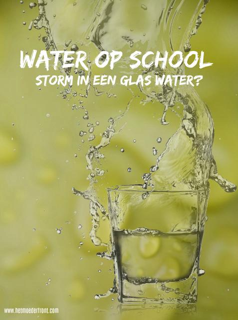 water op school
