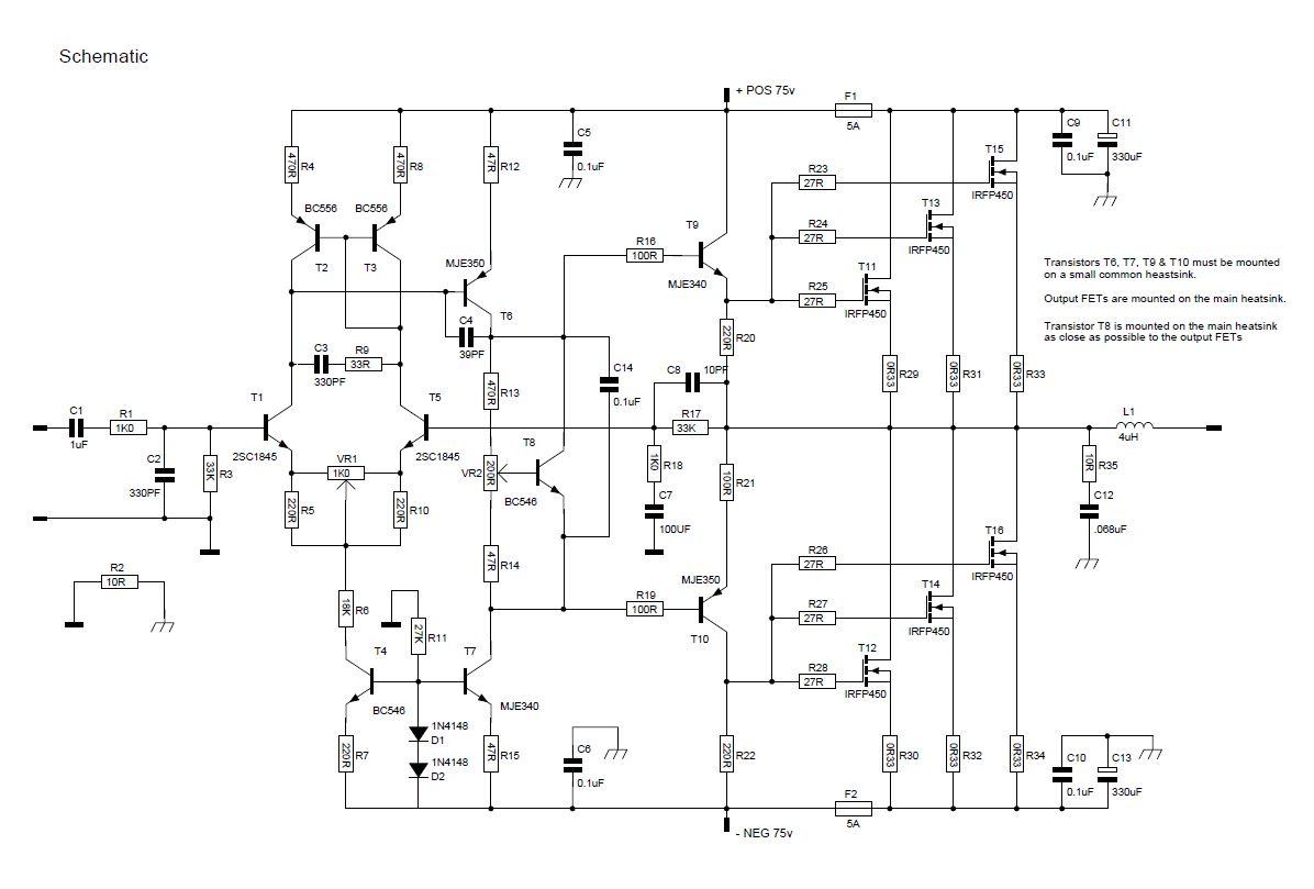 Ro Electronica Amplificator Cu Tranzistoare