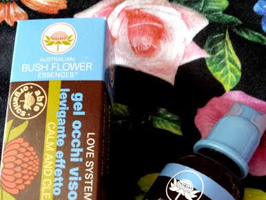 Gel occhi viso collo levigante effetto tensivo by Love System Australian Bush Flower