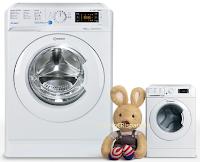 Logo Indesit concorso ''Family Chat'': vinci gratis 1 lavatrice Innex o 30 lavatrici giocattolo