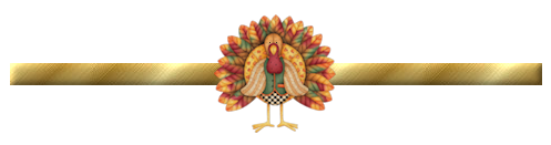 turkey divider bar image