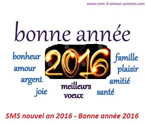 SMS nouvel an 2017 - Bonne année 2017