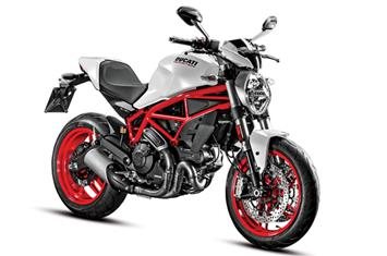Ducati Monster 797 first look