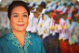 Joice Fatlolon Dukung Tanimbar Cerdas Berkarakter