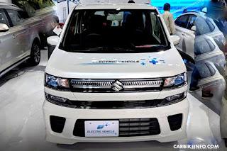 Maruti wagon R electric