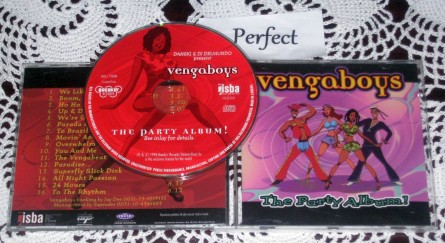 The favourites of sampipi!: Vengaboys - The Party ! (1999)