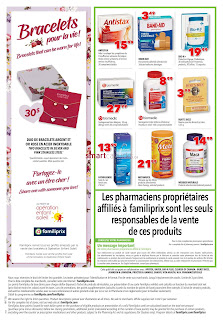 Familiprix Weekly Flyer and Circulaire April 26 - May 2, 2018