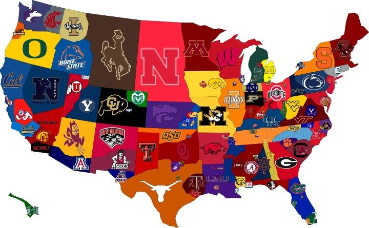 The significance of college football in the united states