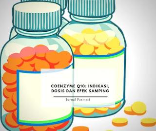 Coenzyme Q10 Digunakan untuk gangguan kardiovaskular dan mengurangi statin-associated muscle symptoms (SAMS)..Suplemen ini juga digunakan untuk pencegahan migrain, penyakit Parkinson, dan kanker payudara dan juga mengurangi efek samping dari kemoterapi.