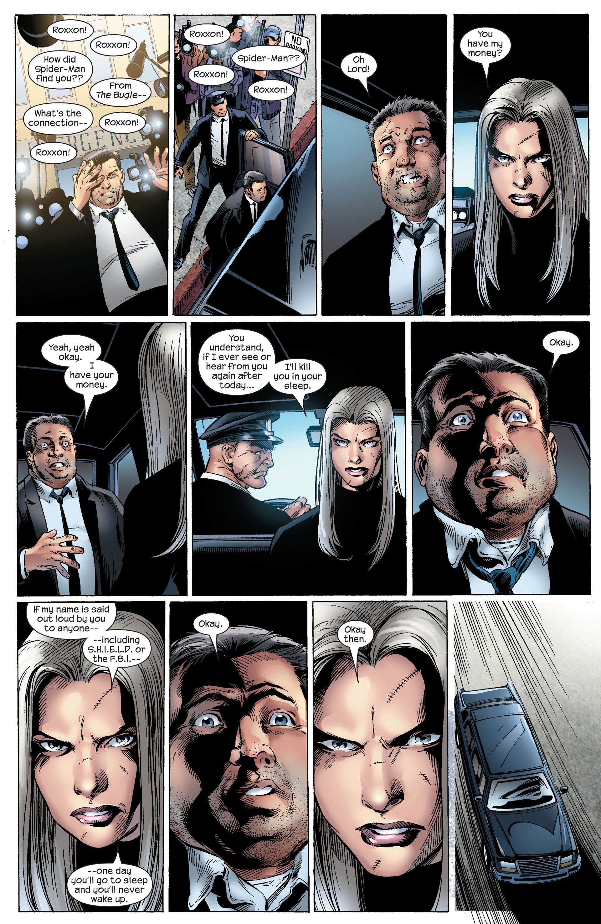 Read online Ultimate Spider-Man (2000) comic -  Issue #90 - 18
